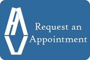 Request a Veterinary Appointment Button